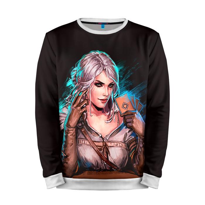 Buy Mens Sweatshirt 3D: Ciri 1 The Witcher merchandise collectibles