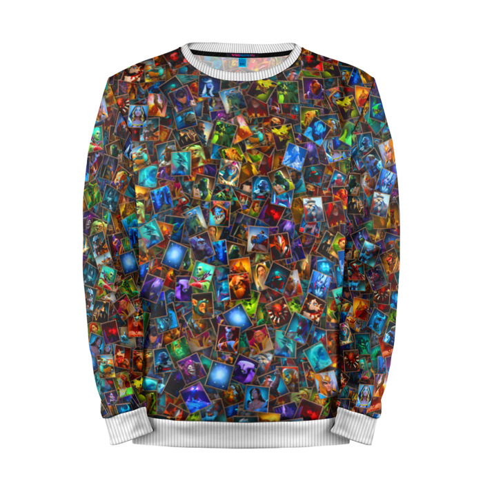 Buy Mens Sweatshirt 3D: All start Dota 2 Dota 2 jacket merchandise collectibles