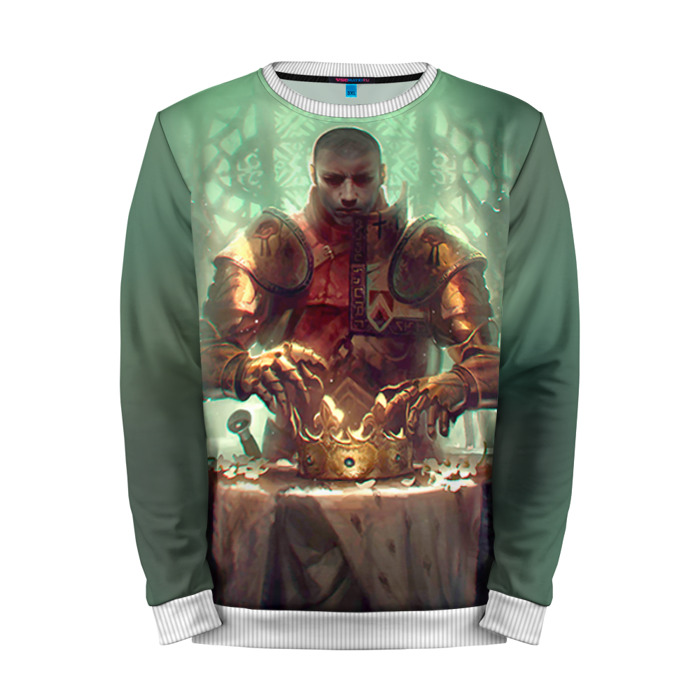 Buy Mens Sweatshirt 3D: Witcher gwent 6 The Witcher Merchandise collectibles