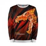 Merchandise Sweatshirt Cs Go Howl Howling Counter Strike