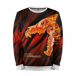 Buy Mens Sweatshirt 3D: cs:go Howl Style Howling Counter Strike Merchandise collectibles