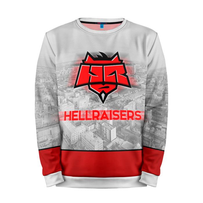 Buy Mens Sweatshirt 3D: Hellraisers Counter Strike Merchandise collectibles