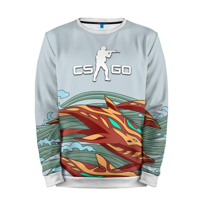 Buy Mens Sweatshirt 3D: Aquamarine Revenge cs go Counter Strike Merchandise collectibles