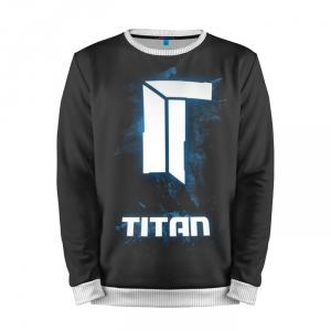 Buy Mens Sweatshirt 3D: TITAN Counter Strike Merchandise Merchandise collectibles