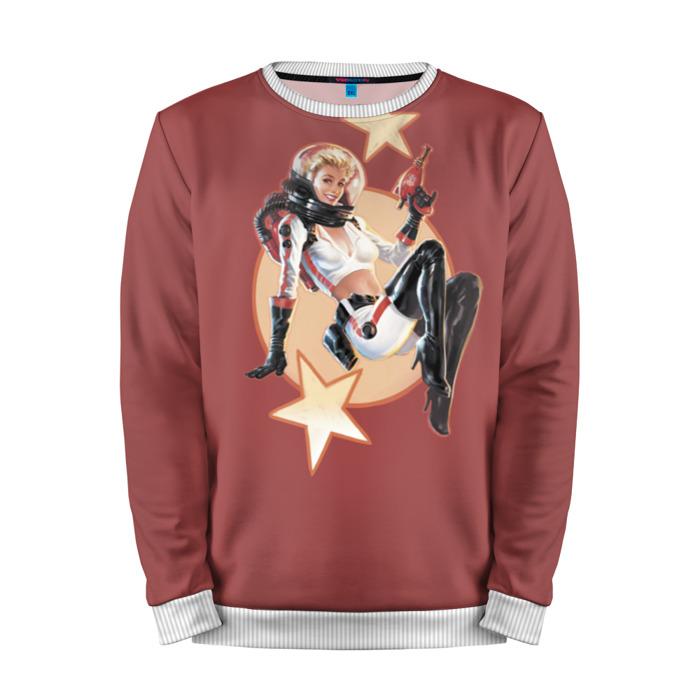 Buy Mens Sweatshirt 3D: NukaCola Fallout Merchandise merchandise collectibles
