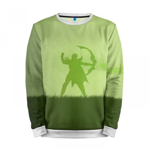 Buy Mens Sweatshirt 3D: windrunner wr Dota 2 jacket merchandise collectibles