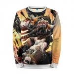Collectibles Sweatshirt Tauren World Of Warcraft