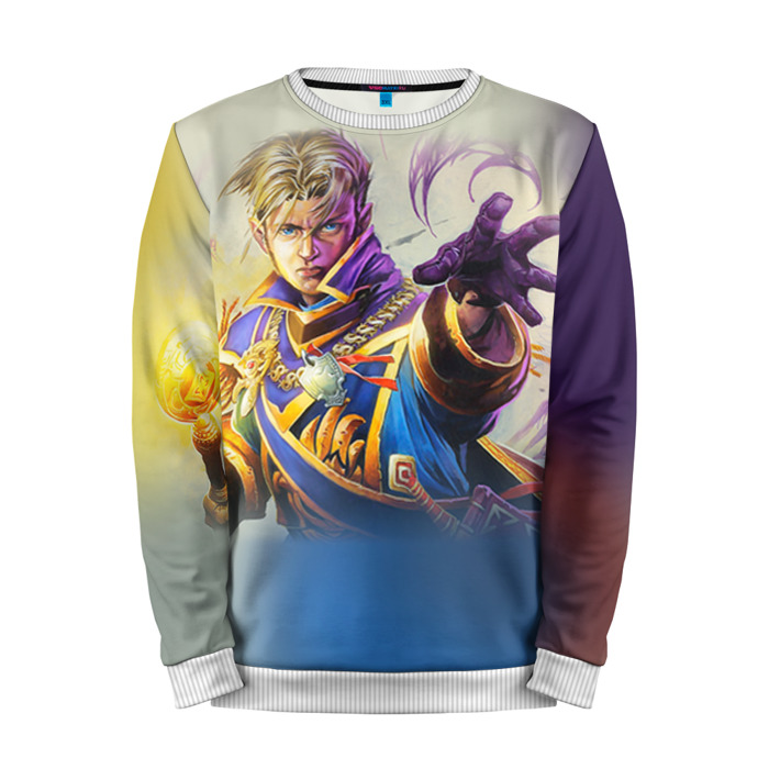 Buy Mens Sweatshirt 3D: Warcraft 44 Hearthstone Merchandise collectibles