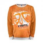 Collectibles Sweatshirt Fnatic Team Dota 2 Logo