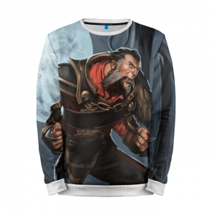 Buy Mens Sweatshirt 3D: Lycan Dota 2 jacket merchandise collectibles