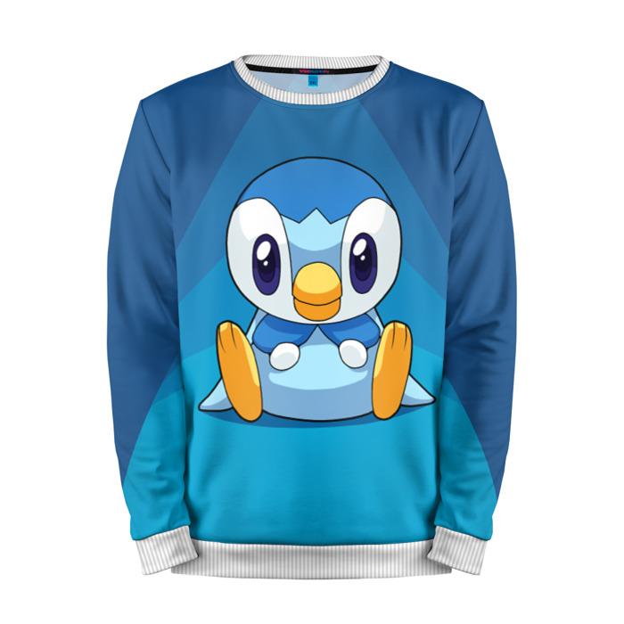 Buy Mens Sweatshirt 3D: Pokemon Go Blue merchandise collectibles