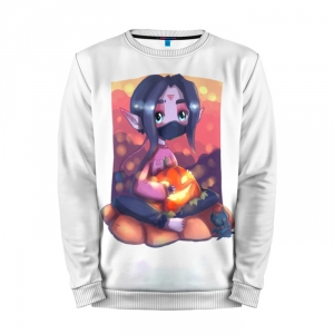 Buy Mens Sweatshirt 3D: Pumpkin TA Assassin Dota 2 jacket merchandise collectibles