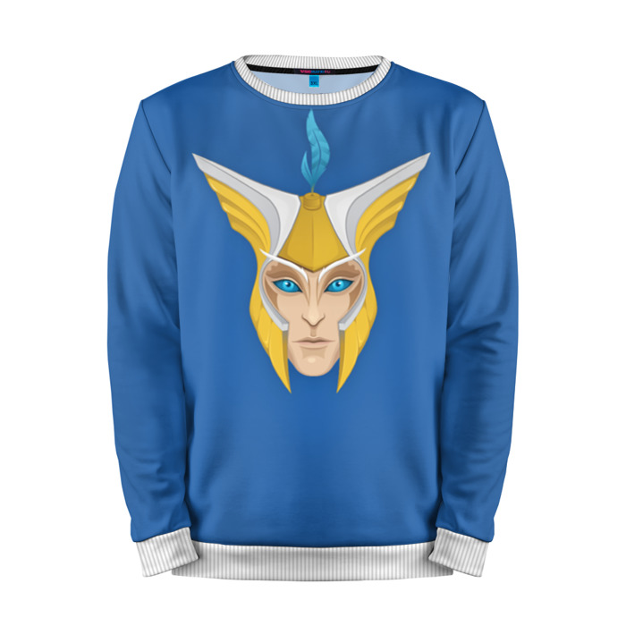 Buy Mens Sweatshirt 3D: Blue Eyes Dota 2 jacket merchandise collectibles