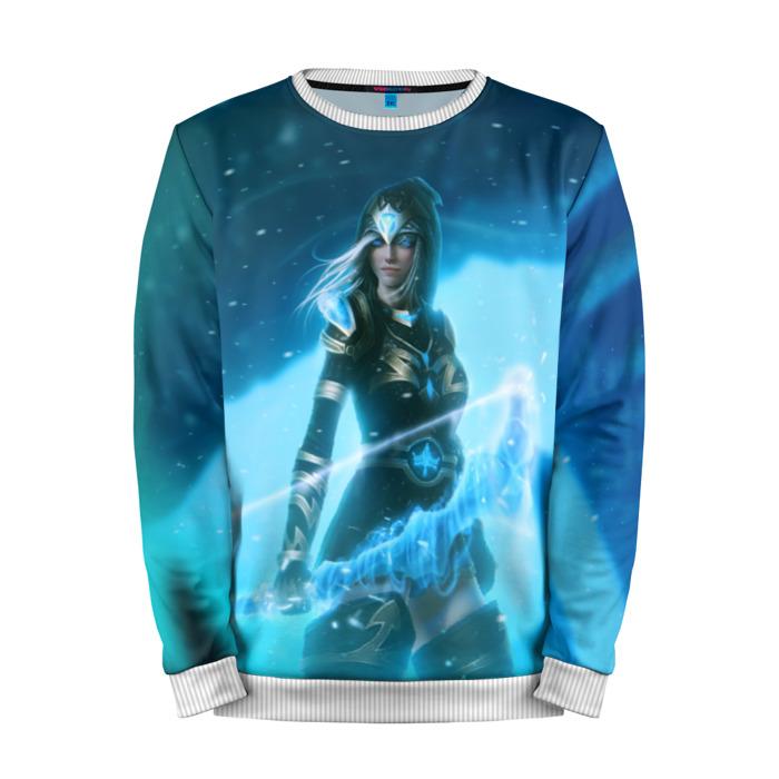 Buy Mens Sweatshirt 3D: Ashe League Of Legends merchandise collectibles
