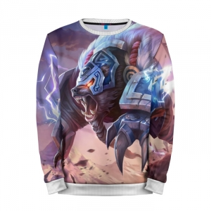 Buy Mens Sweatshirt 3D: Volibear League Of Legends merchandise collectibles