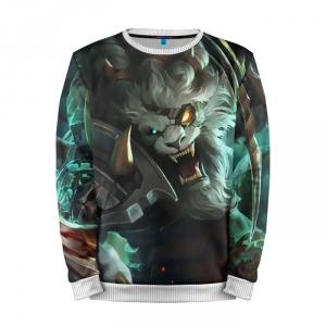 Buy Mens Sweatshirt 3D: Rengar League Of Legends merchandise collectibles