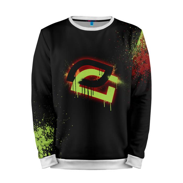 Buy Mens Sweatshirt 3D: cs:go OpTic gaming Black collection Counter Strike Merchandise collectibles
