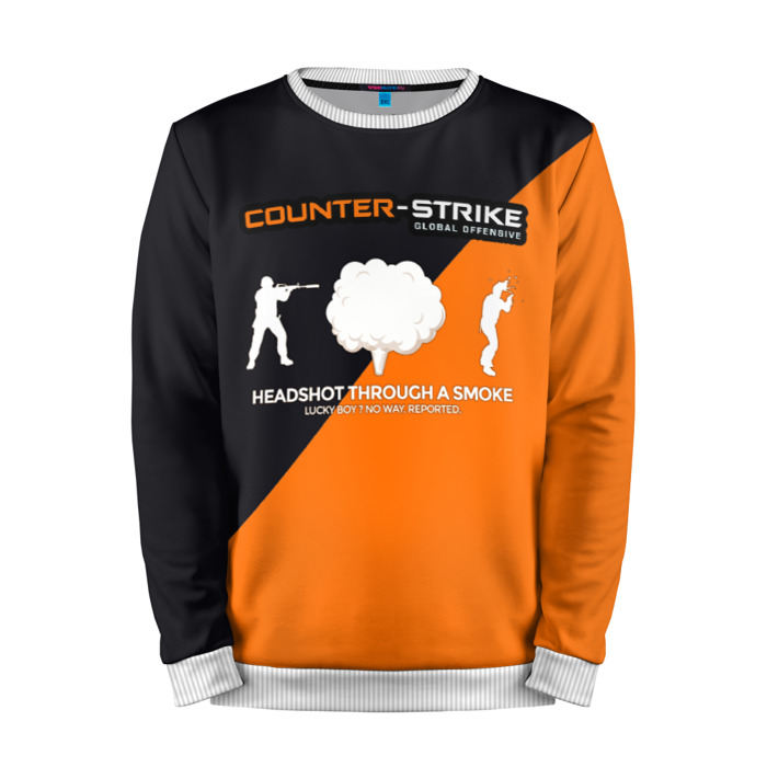 Buy Mens Sweatshirt 3D: Asiimov Headshot Counter Strike merchandise collectibles