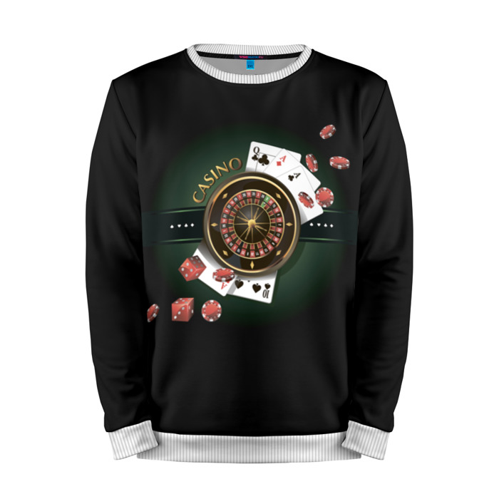Buy Mens Sweatshirt 3D: Poker Stars game merchandise collectibles