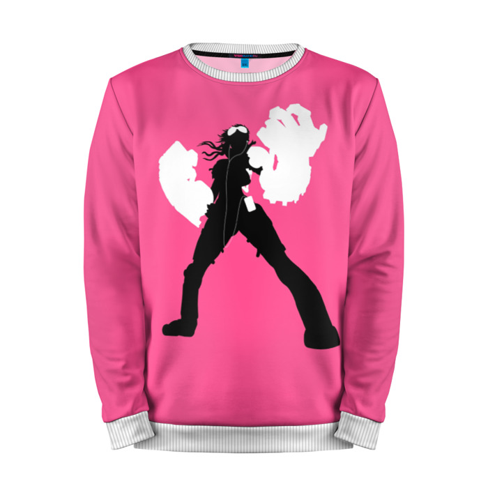 Buy Mens Sweatshirt 3D: Pink League Of Legends merchandise collectibles