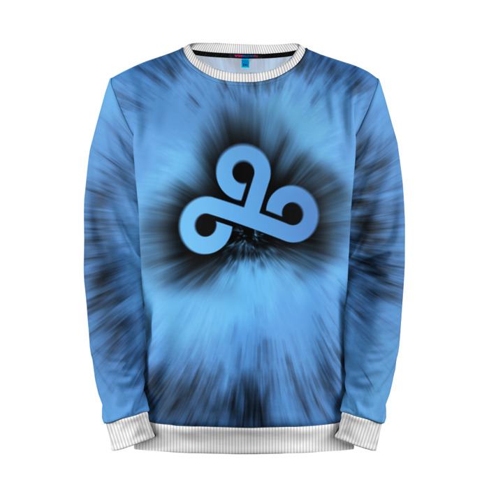 Buy Mens Sweatshirt 3D: Team Cloud9 Counter Strike merchandise collectibles