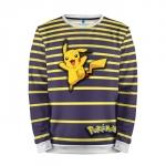 Buy Mens Sweatshirt 3D: 5 Pokemon Go Grey merchandise collectibles