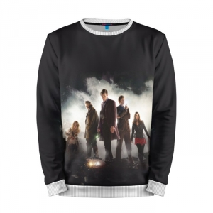 Buy Mens Sweatshirt 3D: Doctor Who The Day of the Doctor Merchandise collectibles