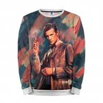 Merch Sweatshirt Doctor Who Matt 11Th Doctor Apparel
