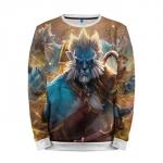 Merchandise Sweatshirt Phantom Lancer Doppelganger Dota 2 Jacket