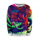 Merch Sweatshirt Hyper Beast Counter Strike Gear