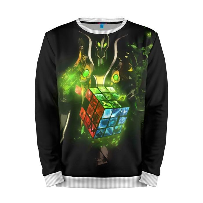 Collectibles Sweatshirt Rubick Rubik'S Cube Dota 2 Jacket