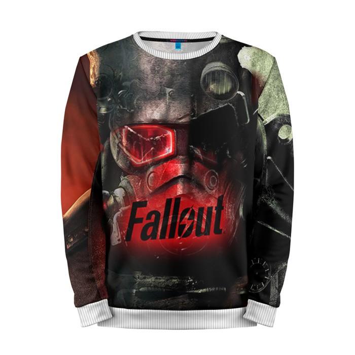 Merchandise Sweatshirt Fallout Armor Costume