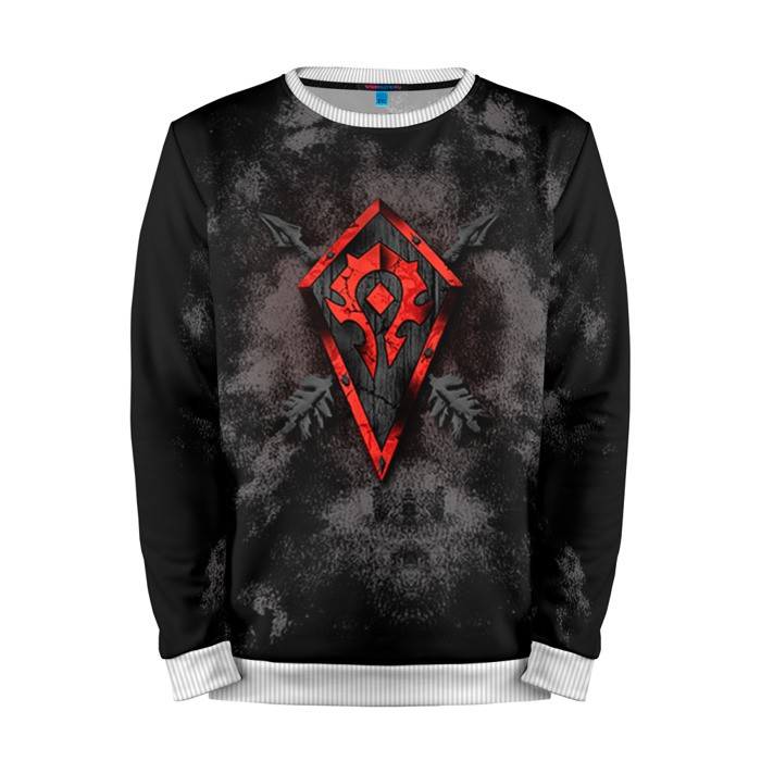 Merchandise Sweatshirt Horde World Of Warcraft Logo