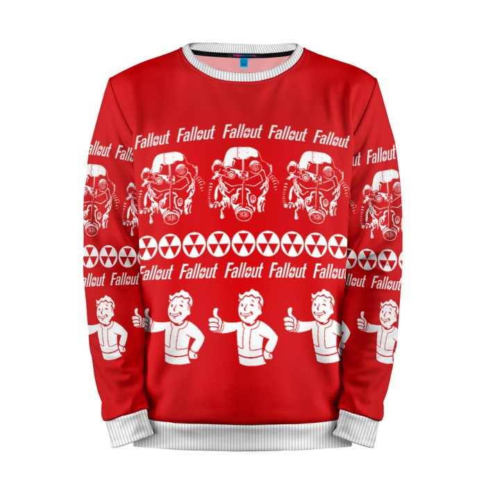 Collectibles Sweatshirt Fallout Sweater Christmas Special