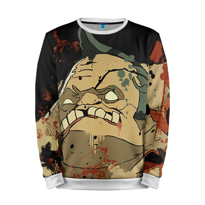 Collectibles Sweatshirt Pudge Art Dota 2 Jacket