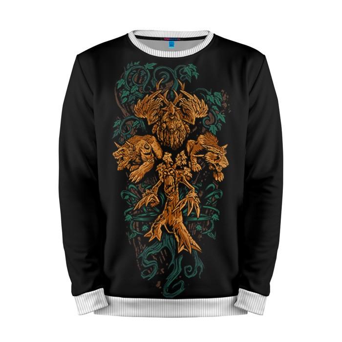 Merchandise Sweatshirt Druid Forms World Of Warcraft