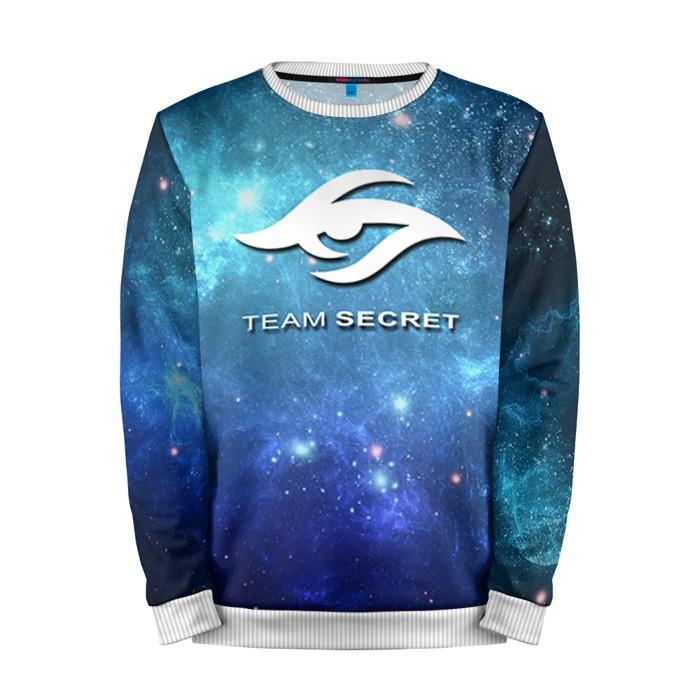 Collectibles Sweatshirt Team Secret Logo Space Dota 2 Jacket
