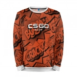 Collectibles Sweatshirt Cs:go Boom! Counter Strike Gear