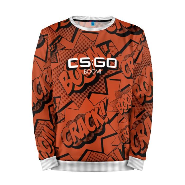 Merchandise Sweatshirt Cs:go Boom! Counter Strike Gear