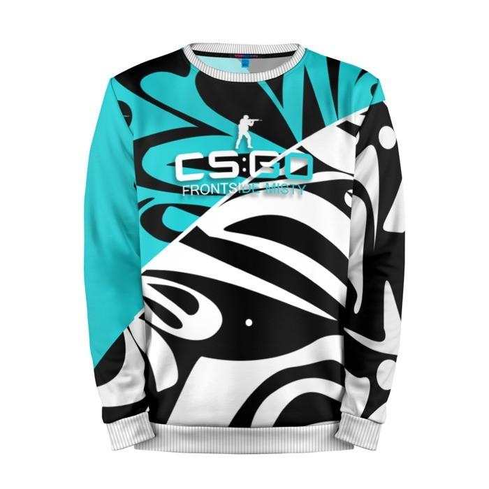 Collectibles Sweatshirt Cs:go Frontside Misty Style Counter Strike