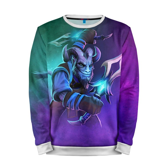 Merch Sweatshirt Riki Stealth Assassin Dota 2 Jacket