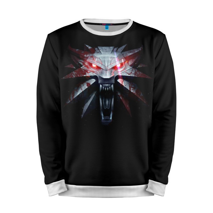 Collectibles Sweatshirt Amulet Charm Talisman The Witcher