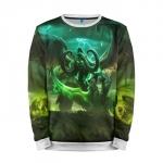 Collectibles Sweatshirt Illidan Legion World Of Warcraft