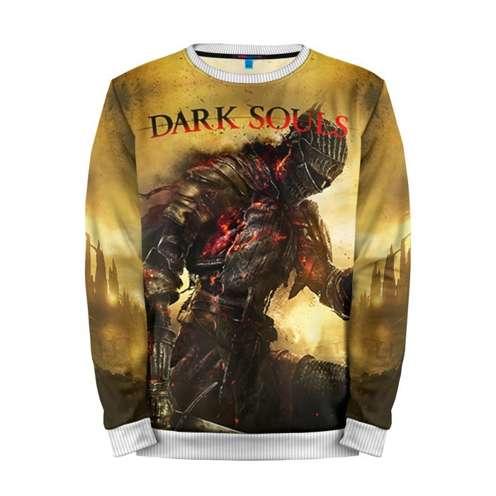 Buy Mens Sweatshirt 3D: Dark Souls 14 Main Character merchandise collectibles