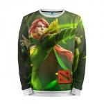 Merchandise Sweatshirt Windranger Dota 2 Jacket