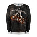 Merch Sweatshirt Fnatic Team Dota 2 Black Jacket