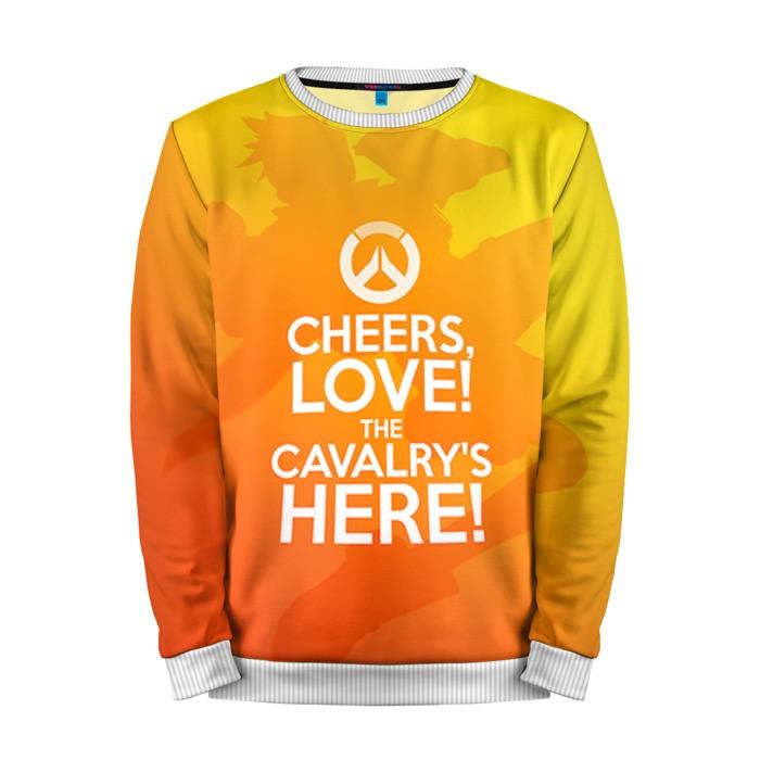 Merch Sweatshirt Overwatch Cheers Love