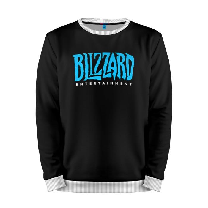 Merch Sweatshirt Blizzard 2 Title Sign Print