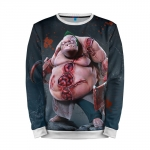 Merchandise Sweatshirt Pudge Dota 2 Jacket