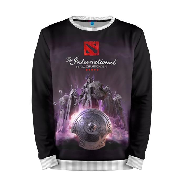 Collectibles Sweatshirt International Dota